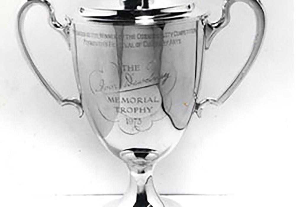 The Ivor Dewdney Memorial Trophy